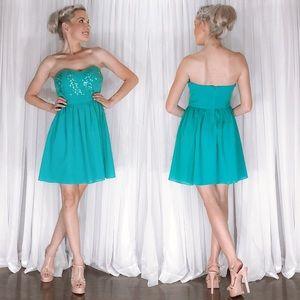 Skater Skirt Party Dress